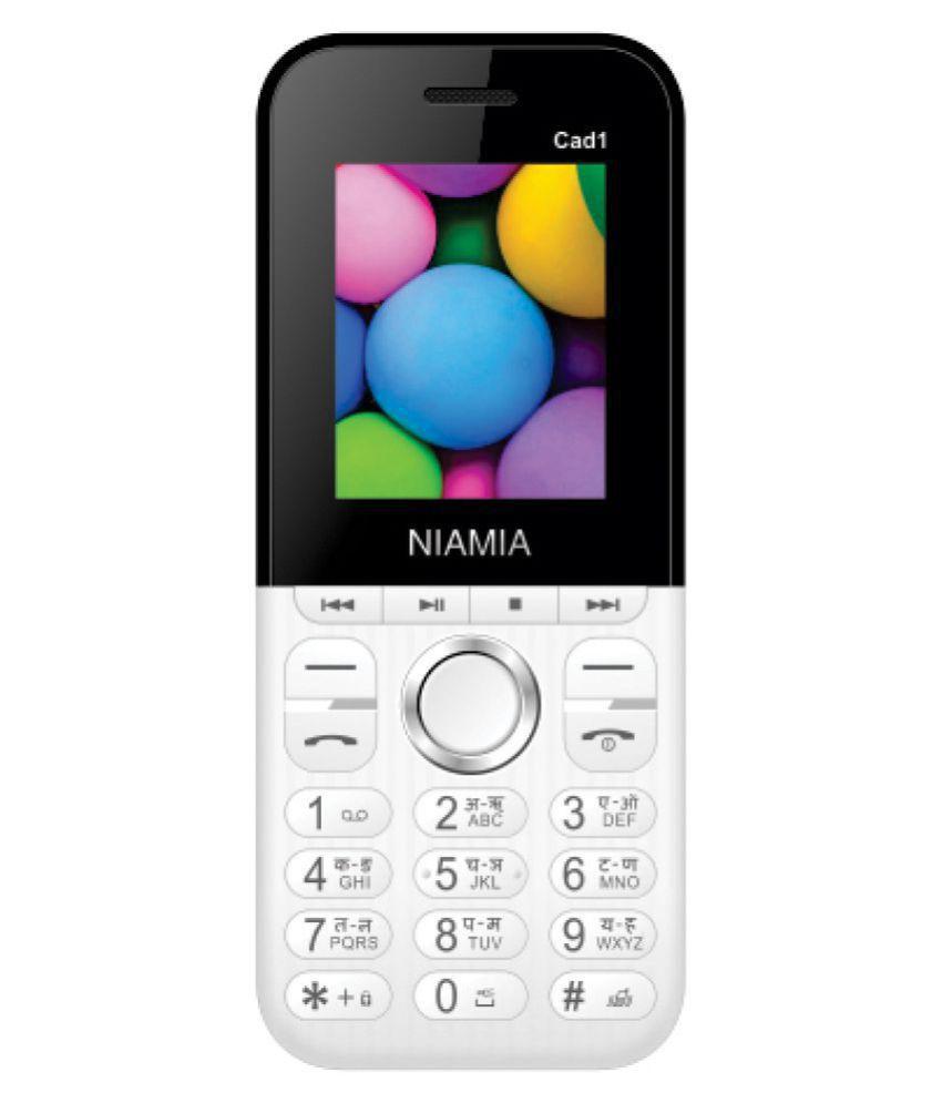 NIAMIA White CAD 1 32 MB