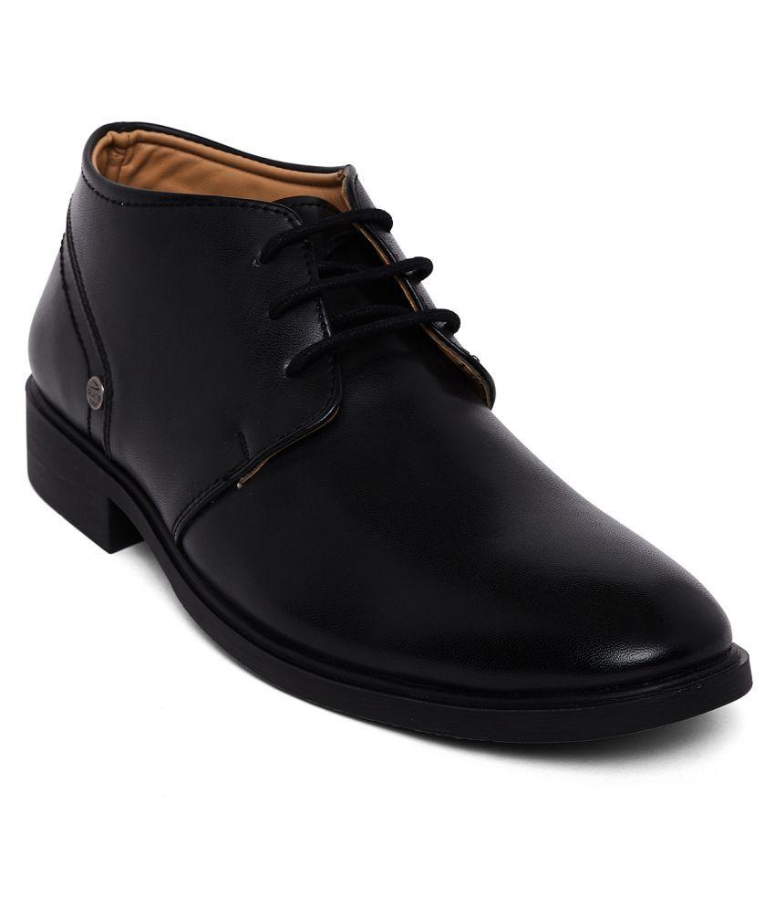 Duke Black Casual Boot