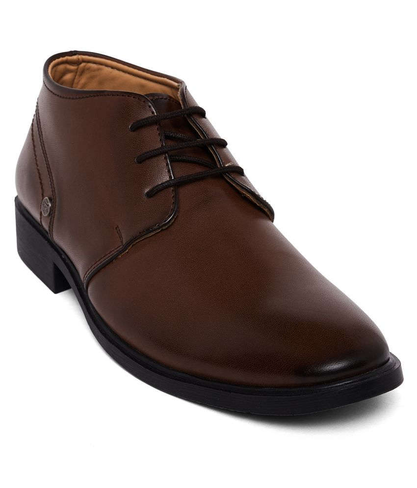 Duke Brown Casual Boot