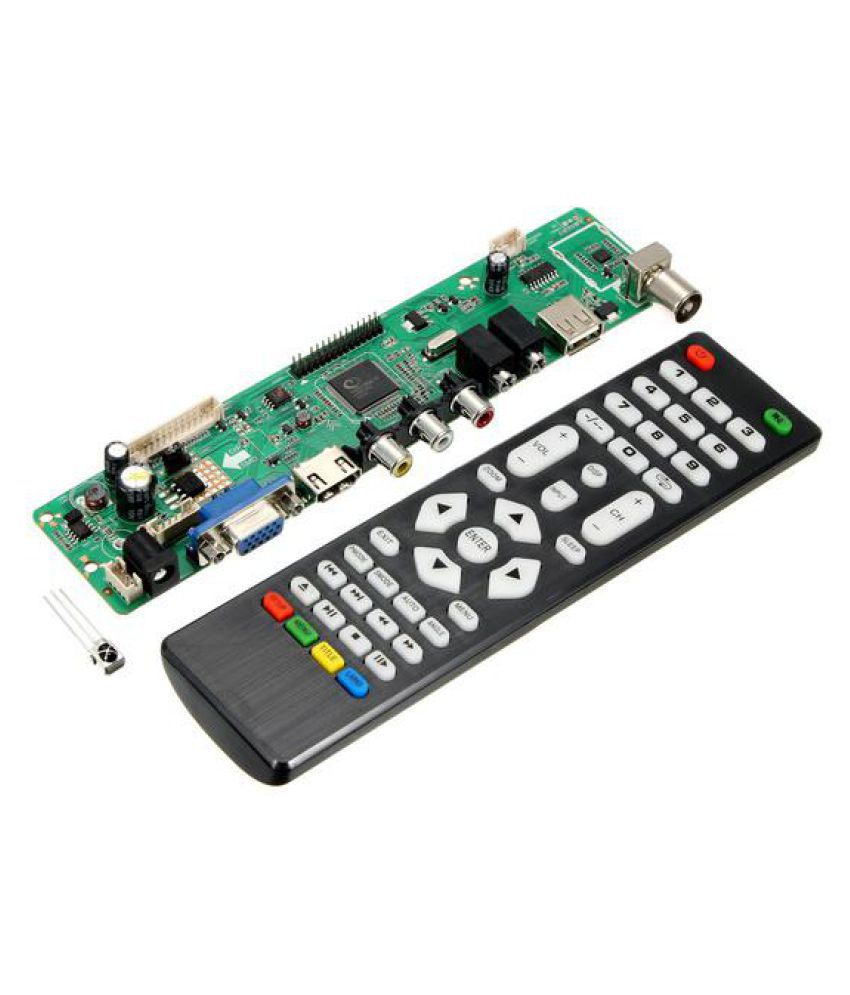 New Arrival V59 Universal LCD TV Controller Driver Board PC