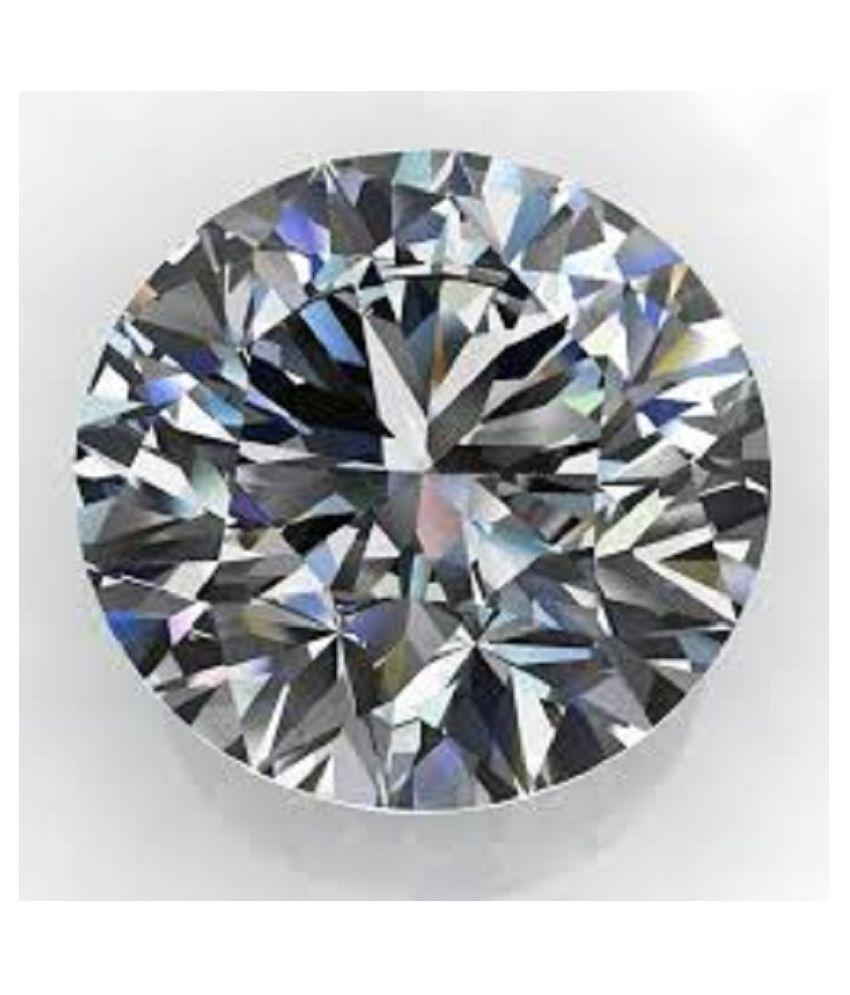 9STARS GALLERY  1.03 Carat Moissanite Natural Lab Certified Diamond For Men & Woman