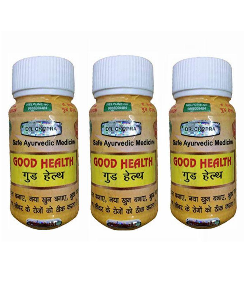 Dr Chopra Good Health (50x3=150) Capsule 150 no.s