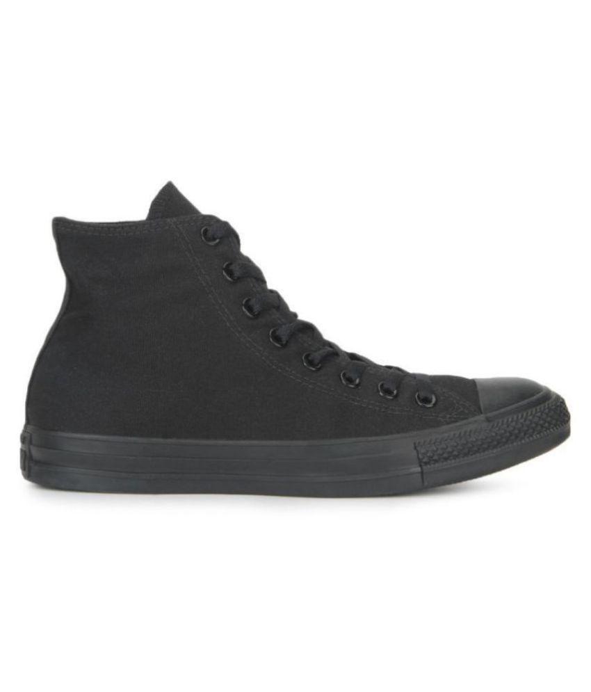 long black converse