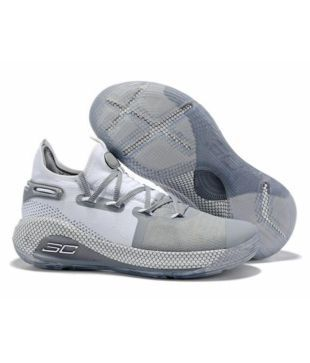 Under Armour CURRY 6 GREY White