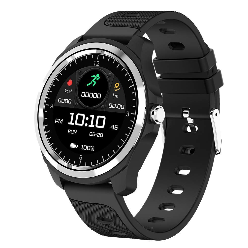 Opta SB-159 Smart Watches Black