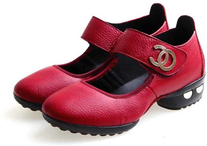 Singtronics Red Casual Shoes
