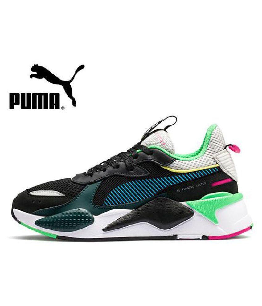 Puma RS-X TOYS NERO Green Basketball