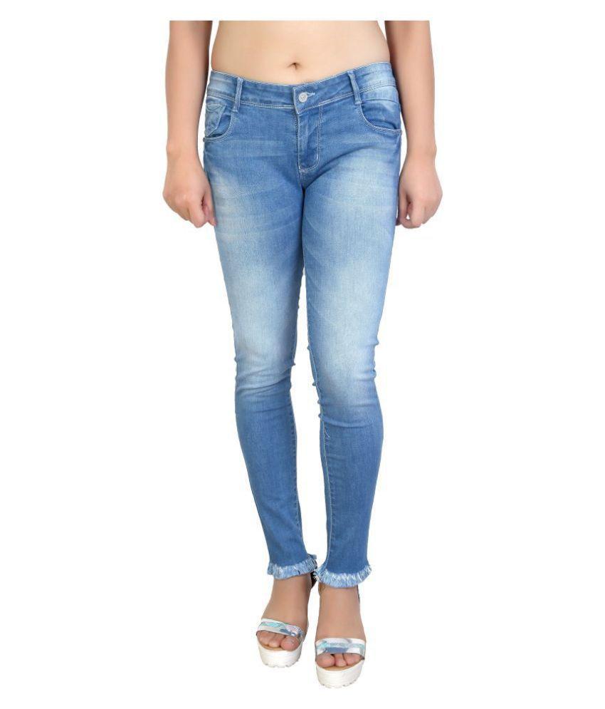 FCK-3 Denim Jeans - Blue