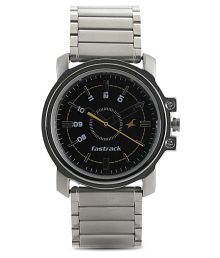 Fastrack 3039SM02 Metal Analog Men's Watch