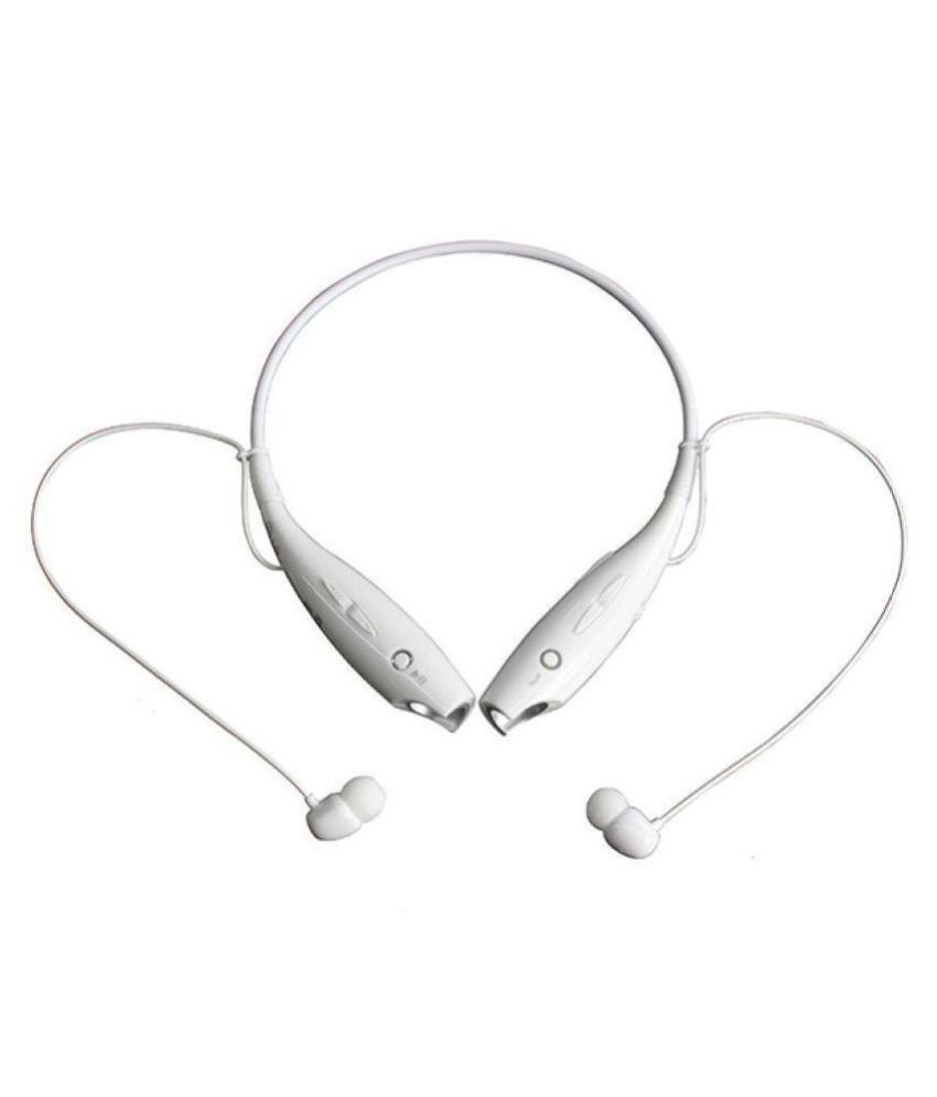 Vivo HBS 730 Neckband Wireless With Mic Headphones/Earphones