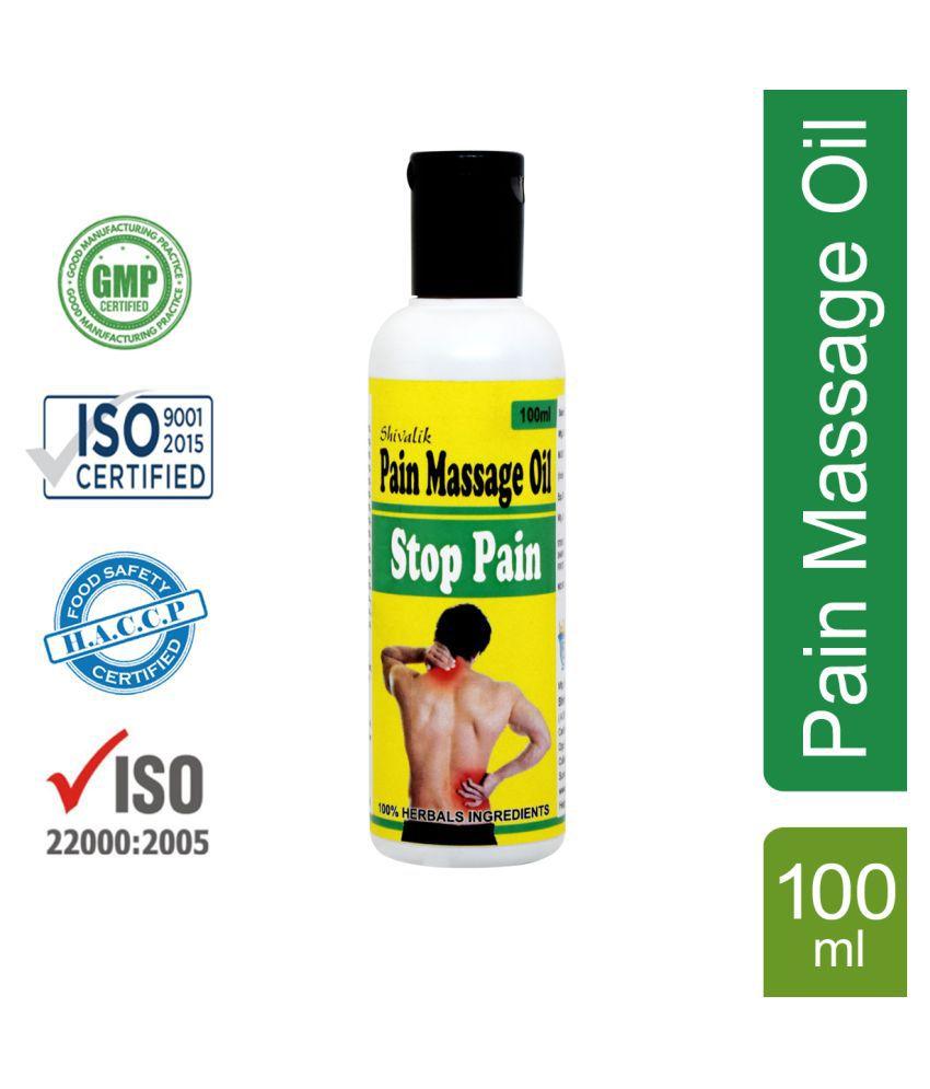 Shivalik Herbals Pain Massage Oil 100 ml