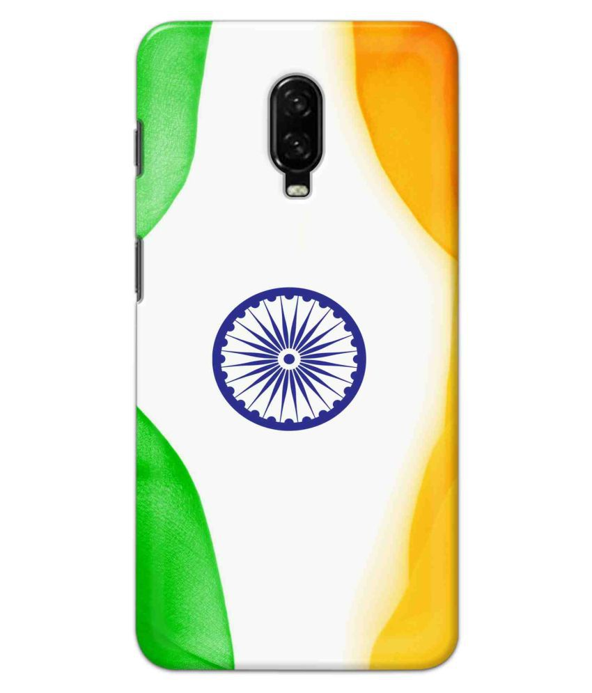 OnePlus 6T Printed Cover By UnboxJoy Gifts