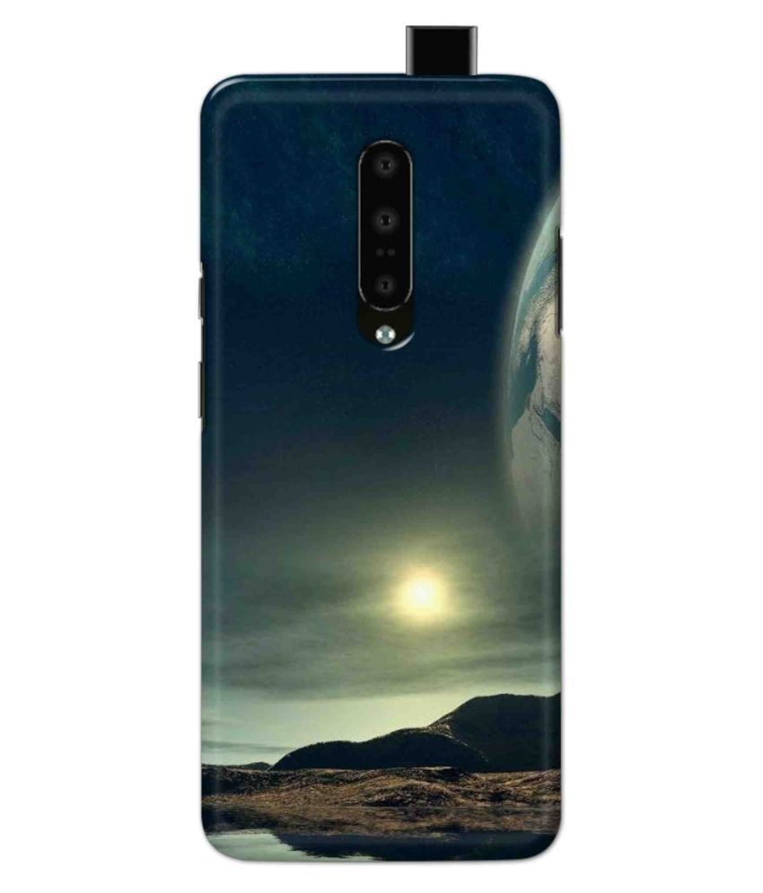 OnePlus 7 Pro Printed Cover By UnboxJoy Gifts