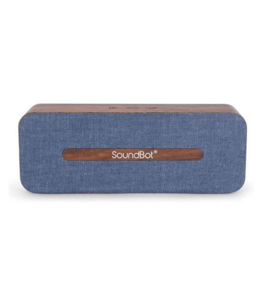 SoundBot SB574 HD Wireless Bluetooth Speaker