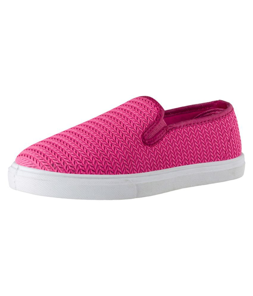 Lancer Pink Casual Shoes