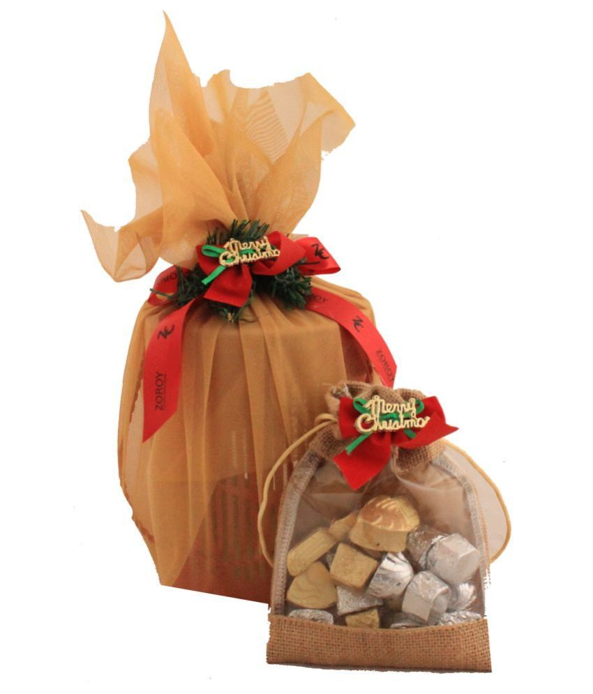 Zoroy Luxury Chocolate Chocolate Box Merry Christmas Lantern of chocolates 200 gm