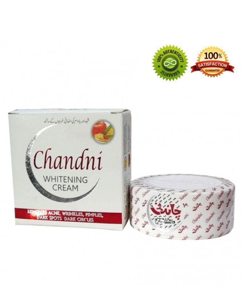 Beauty World Chandni Whitening Cream 30G Night Cream 30 gm