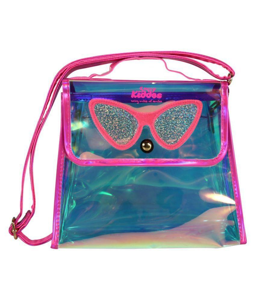 Smily Kiddos Mixed color School Bag for Boys & Girls
