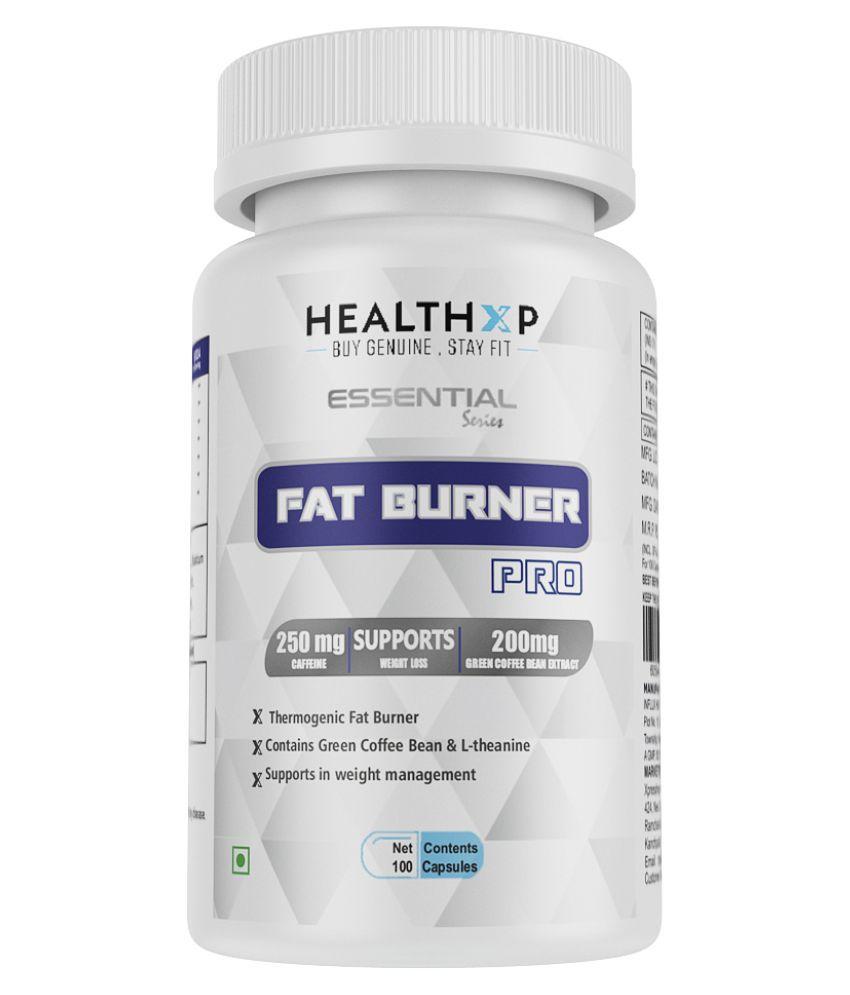 HealthXP Essential Series Pro 100 no.s Fat Burner Capsule