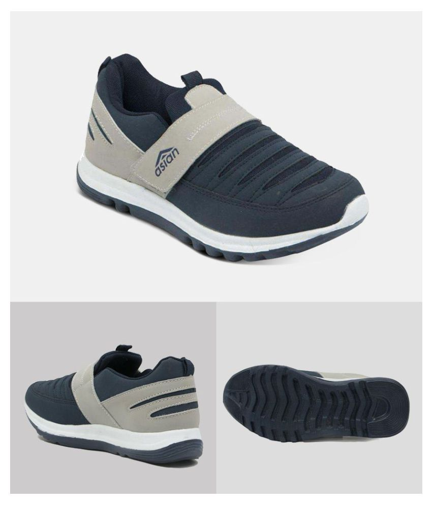 ASIAN Sneakers Blue Casual Shoes