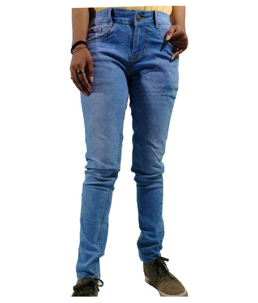 Aarmish Denim Jeans - Blue