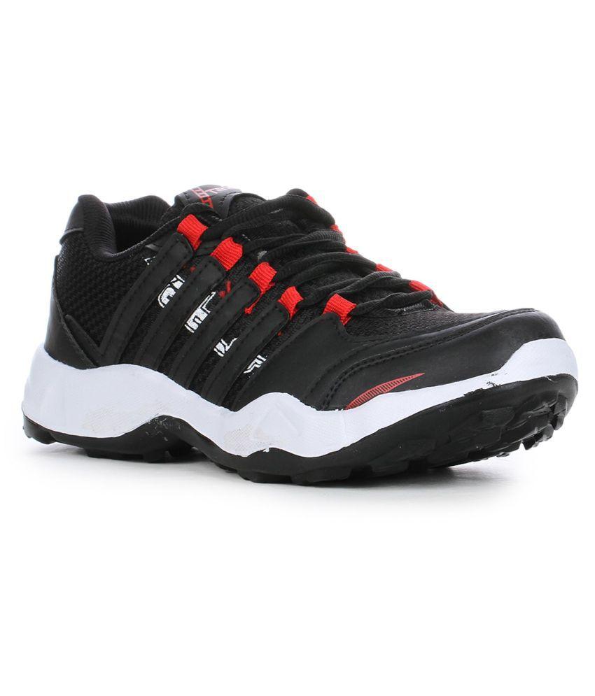 Columbus Rider Red Running Shoes