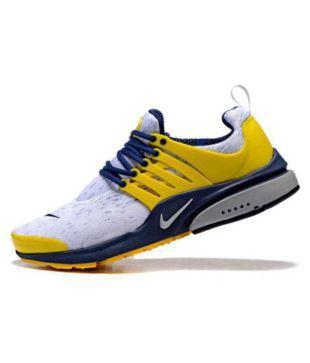 Nike Presto Extreme Yellow Running