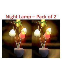 handmade lanterns for decorations Set of 2 pcs bamboo night-lamp for home decor