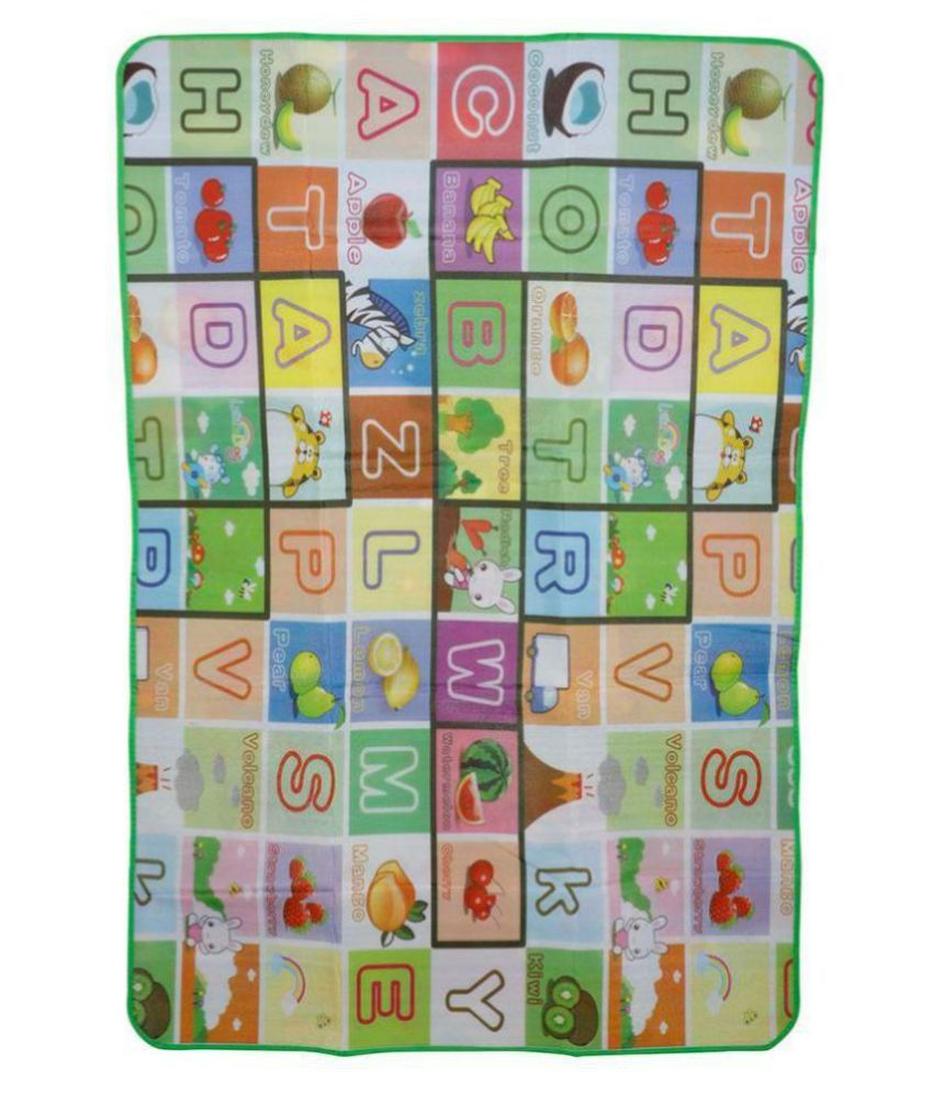 Foldable Play Mat Folding Reversible Baby Mats for Playing