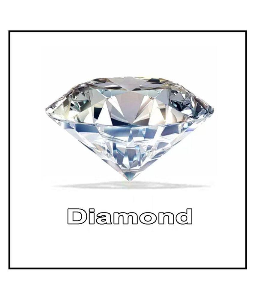 Maya Gems/ Zirconia 6.5 Carat Crystal American Diamond