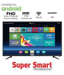 Activa ACT-32 SMART ANDROID 80 cm ( 32 ) Smart Full HD (FHD) LED Television With 1+1 Year Extended Warranty