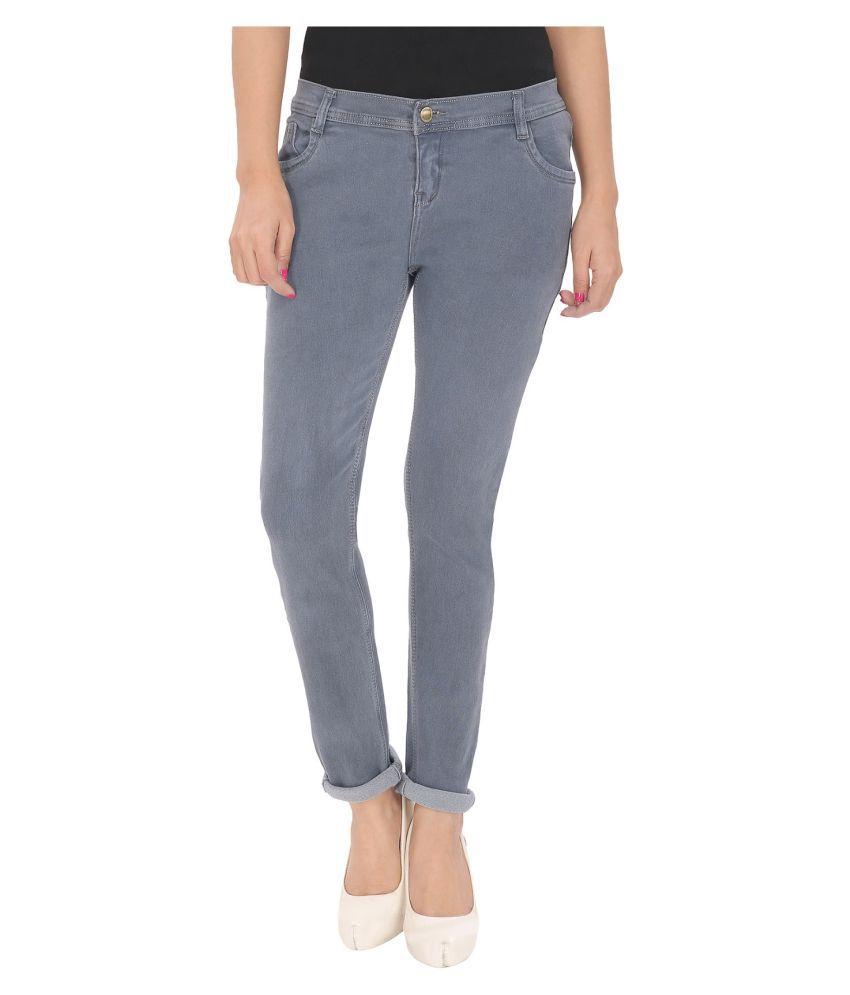 pavis Denim Jeans - Grey