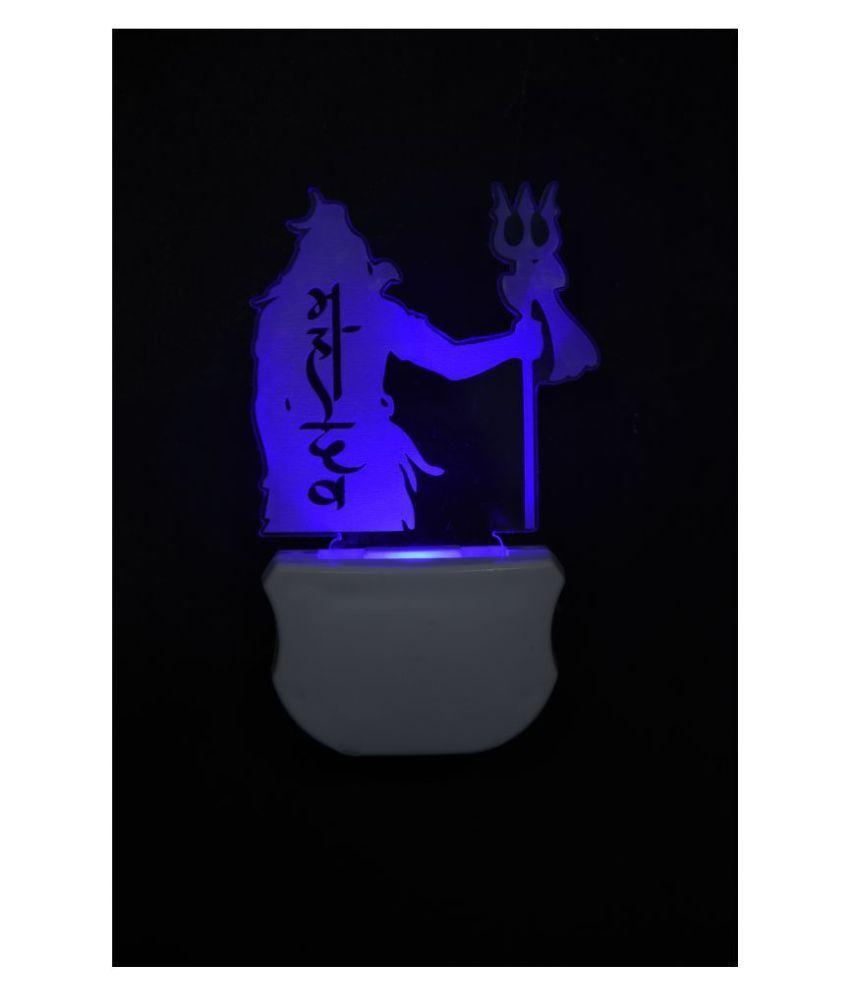 Gojeeva Night Lamp Multi - Pack of 1