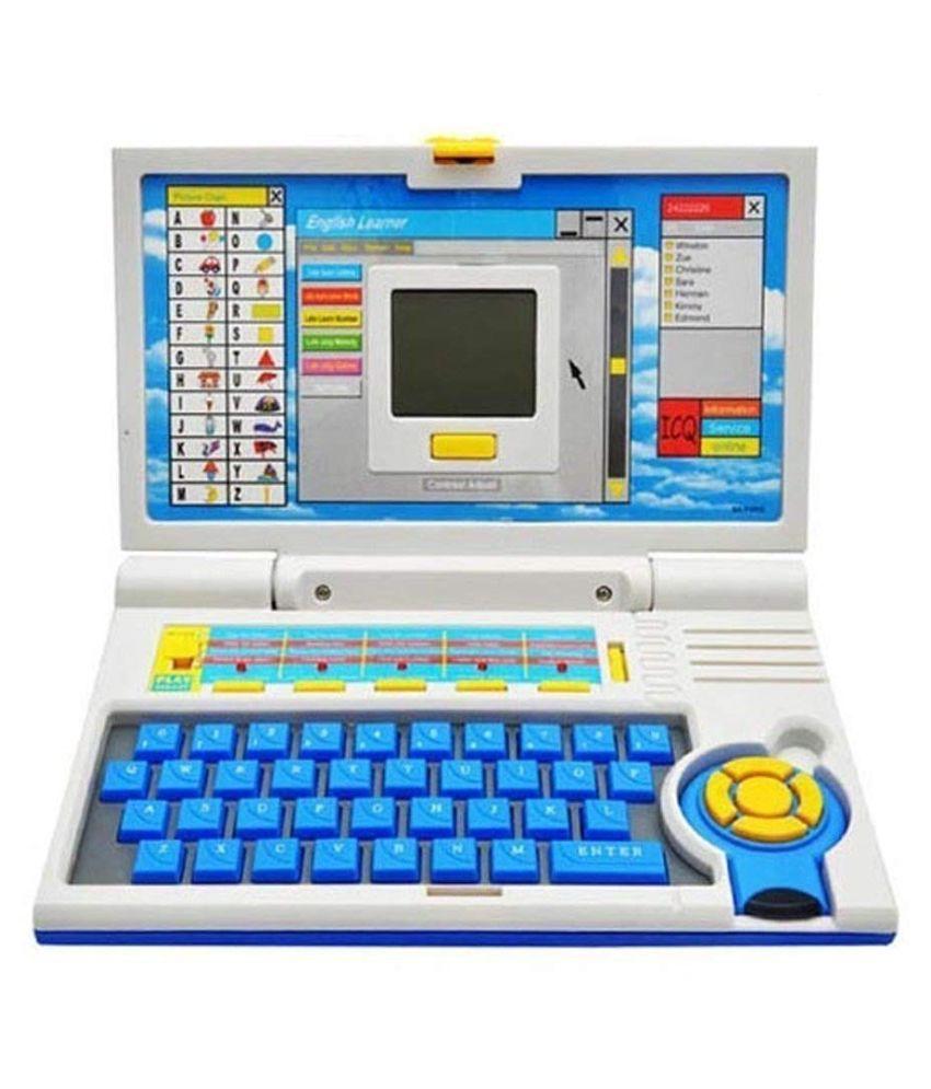 yatri enterprise English Learner Educational Laptop Toy
