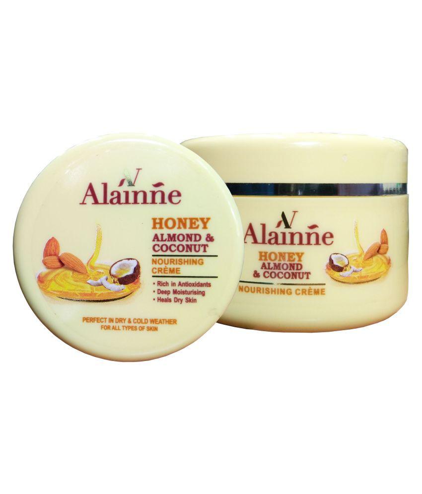 Alainne Honey & Almond With Coconut Face Moisturizer 200 gm