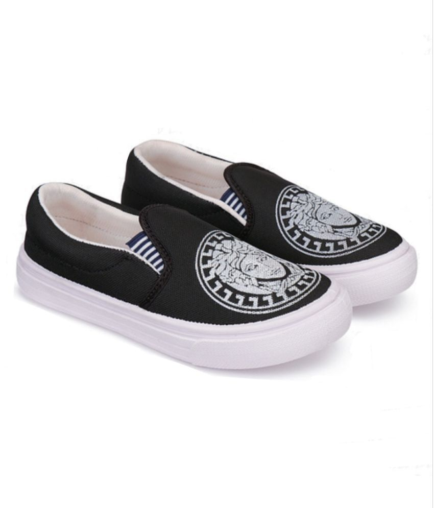 Ghenz collections Black Casual Shoes