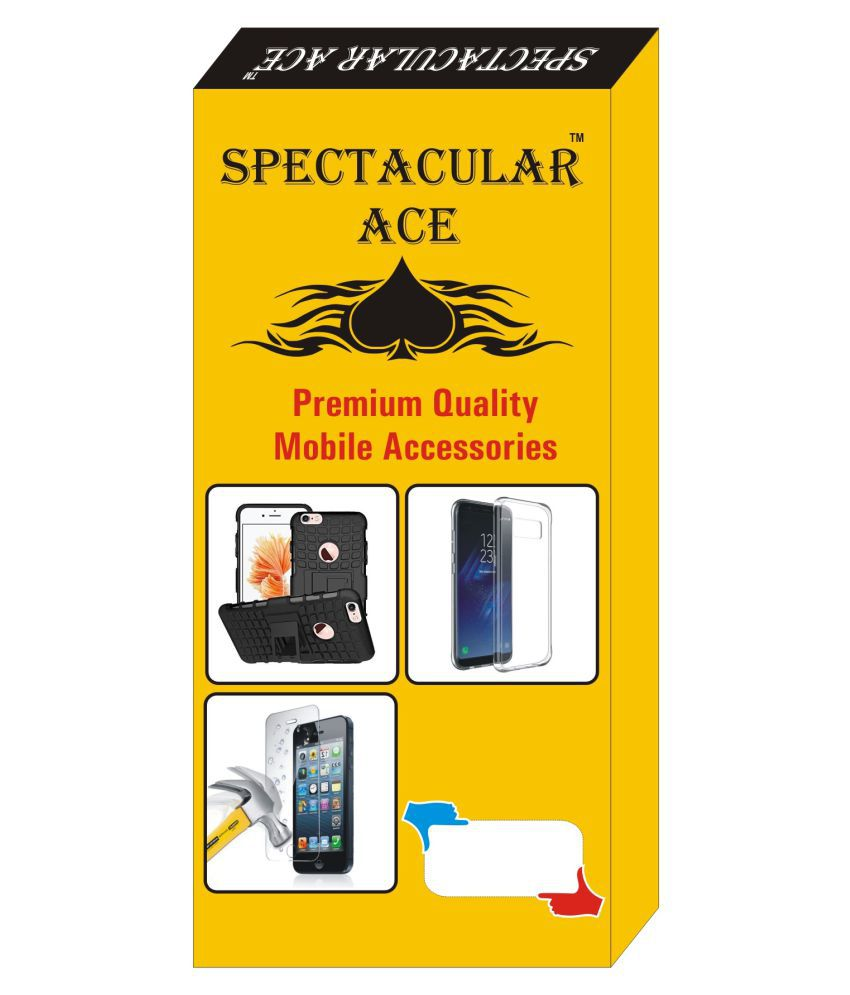 OPPO A9 Plain Cases Spectacular Ace - Transparent