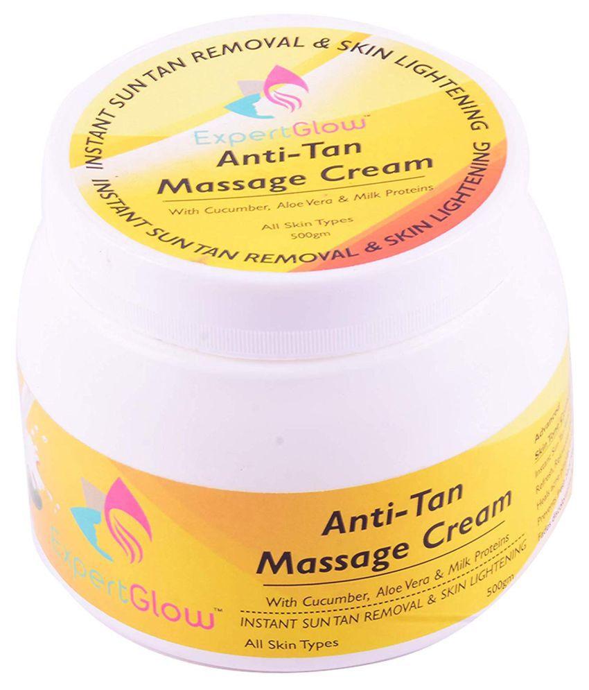 ExpertGlow Anti-Tan Massage Cream Moisturizer 500 gm