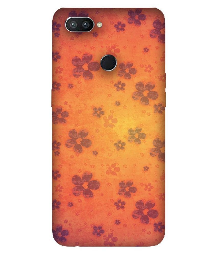 Oppo A5s Printed Cover By Emble