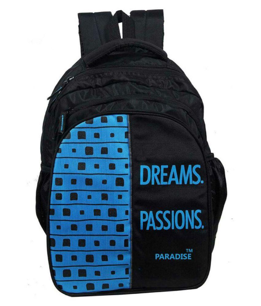 PARADISE Blue School Bag for Boys & Girls