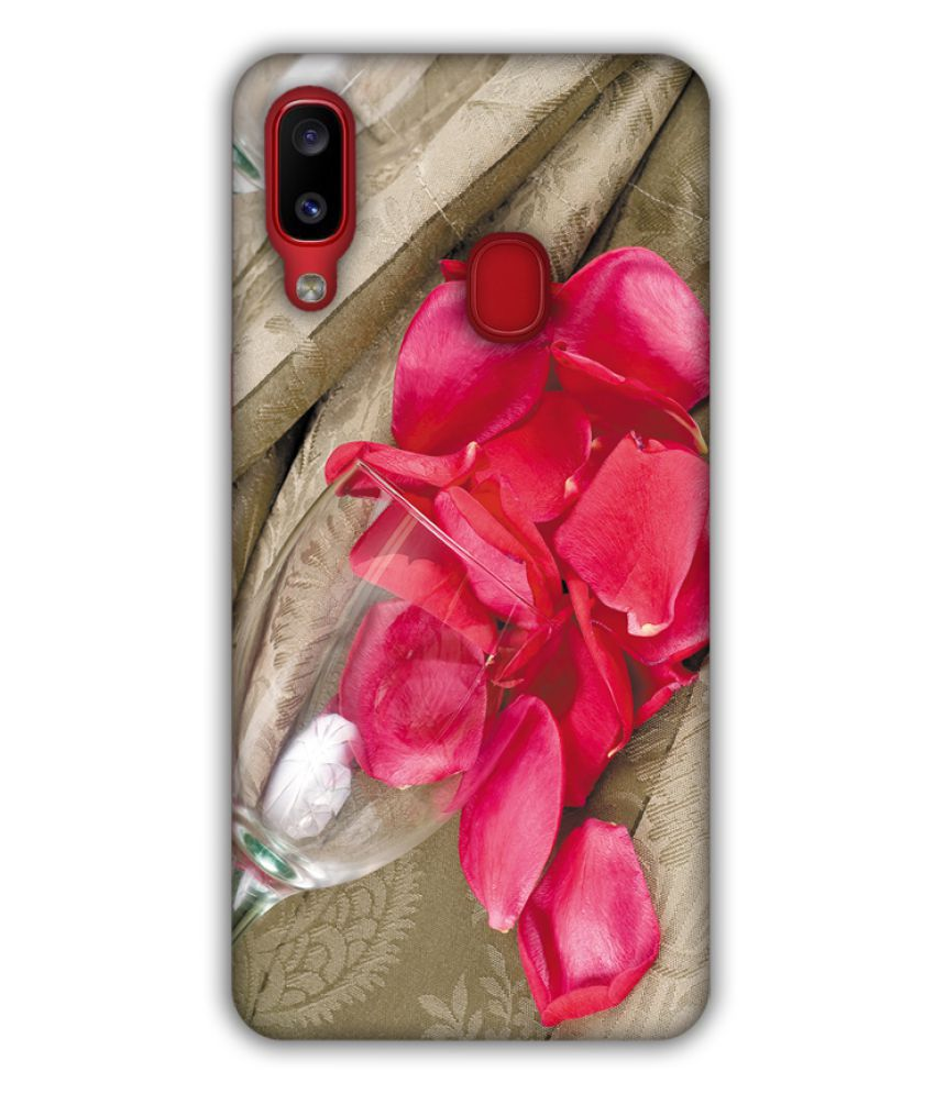 Samsung Galaxy A10s Printed Cover By Manharry