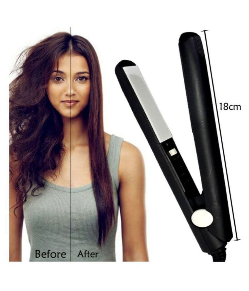 Bentag Salon Mini Hair Straightener ( Black )