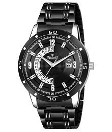 Swisstyle SS-GR920-BLK-BLK-CH Stainless Steel Analog Men's Watch