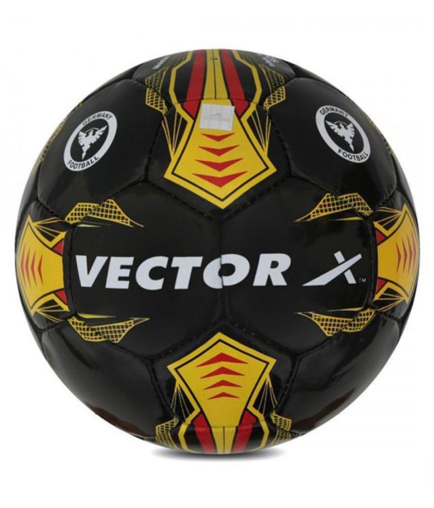 Vector X GERMANY Black Football Size  5