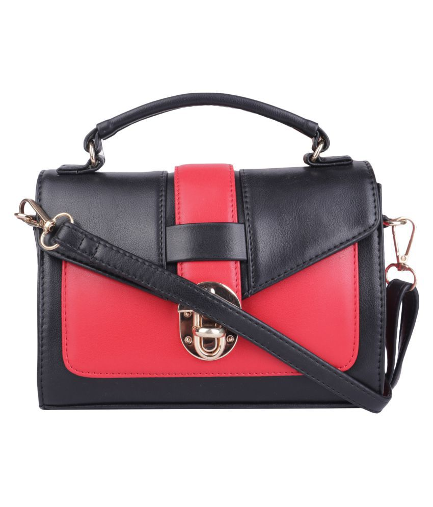 Antin Multi Faux Leather Sling Bag