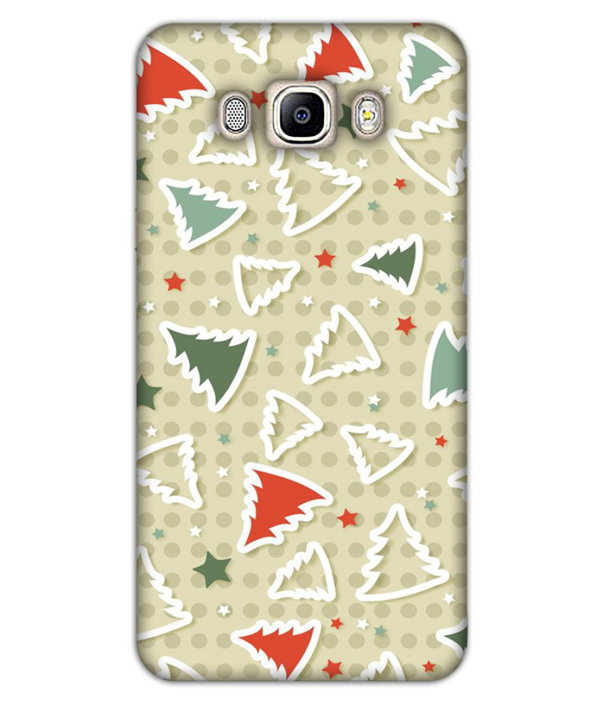 Samsung Galaxy On8 Printed Cover By Manharry