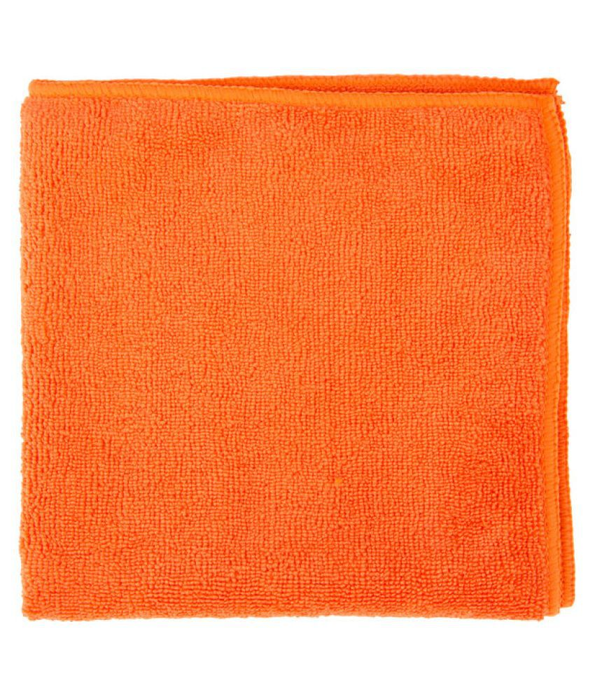 Microfiber Towel for Cleaning Cars, Furniture, Home, (40 X 40 cm, 400 GSM) Microfiber Cloth
