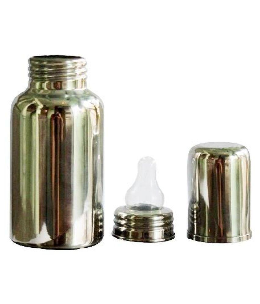Dynore stainless steel Baby Feeding Milk Bottle