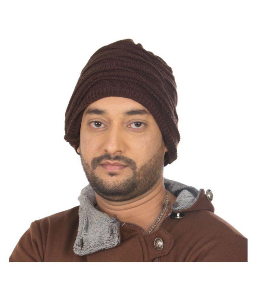 Modo Vivendi Brown Caps