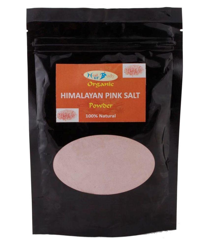 HealUrBody Himalayan Pink Salt 200 gm Pack of 3